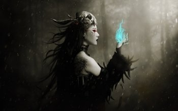 Dark - Women Wallpapers and Backgrounds ID : 356217