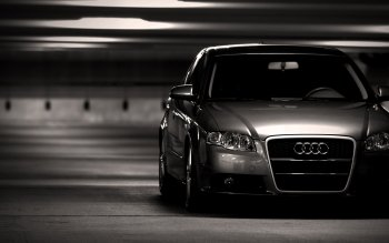 Fordon - Audi A4 Wallpapers and Backgrounds ID : 356775