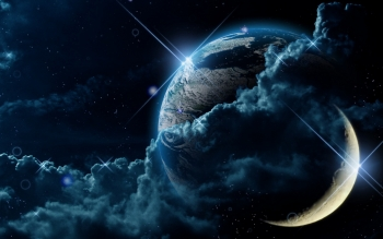 Sciencefiction - Planeten Wallpapers and Backgrounds ID : 357195