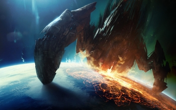 Sci Fi - Collision Wallpapers and Backgrounds ID : 357262