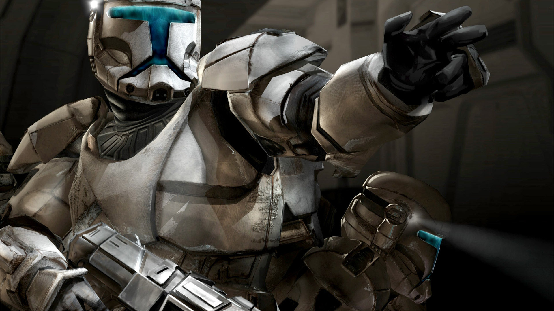 4 Star Wars: Republic Commando HD Wallpapers