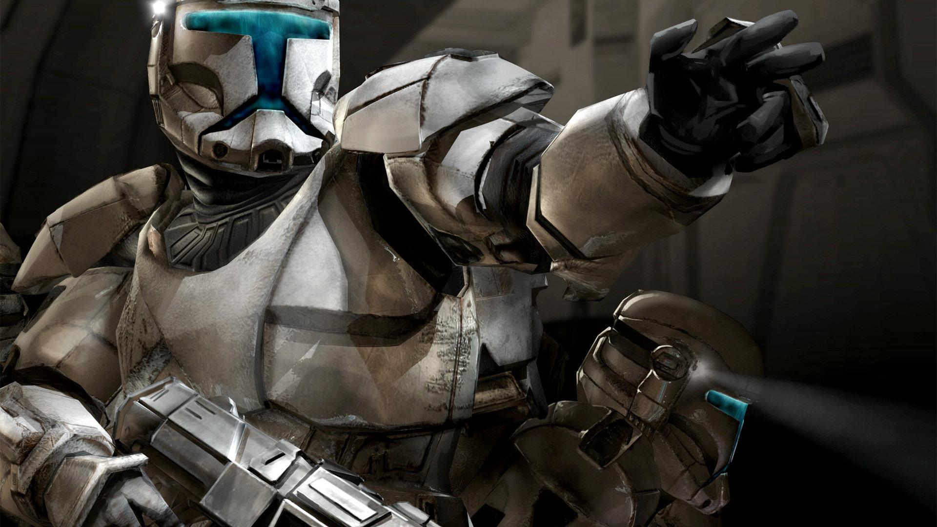 Star Wars Clone Wars Wallpaper: 4 Star Wars: Republic Commando HD Wallpapers