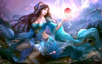 Fantasy - Women Wallpapers and Backgrounds ID : 359463