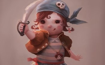 Fantasy - Pirate Wallpapers and Backgrounds