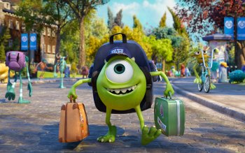 Films - Monsters University Wallpapers and Backgrounds ID : 359742
