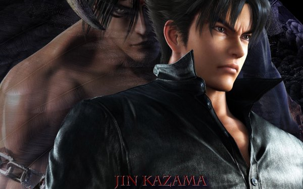 Anime Tekken: Blood Vengeance Tekken Jin Kazama HD Wallpaper | Background Image