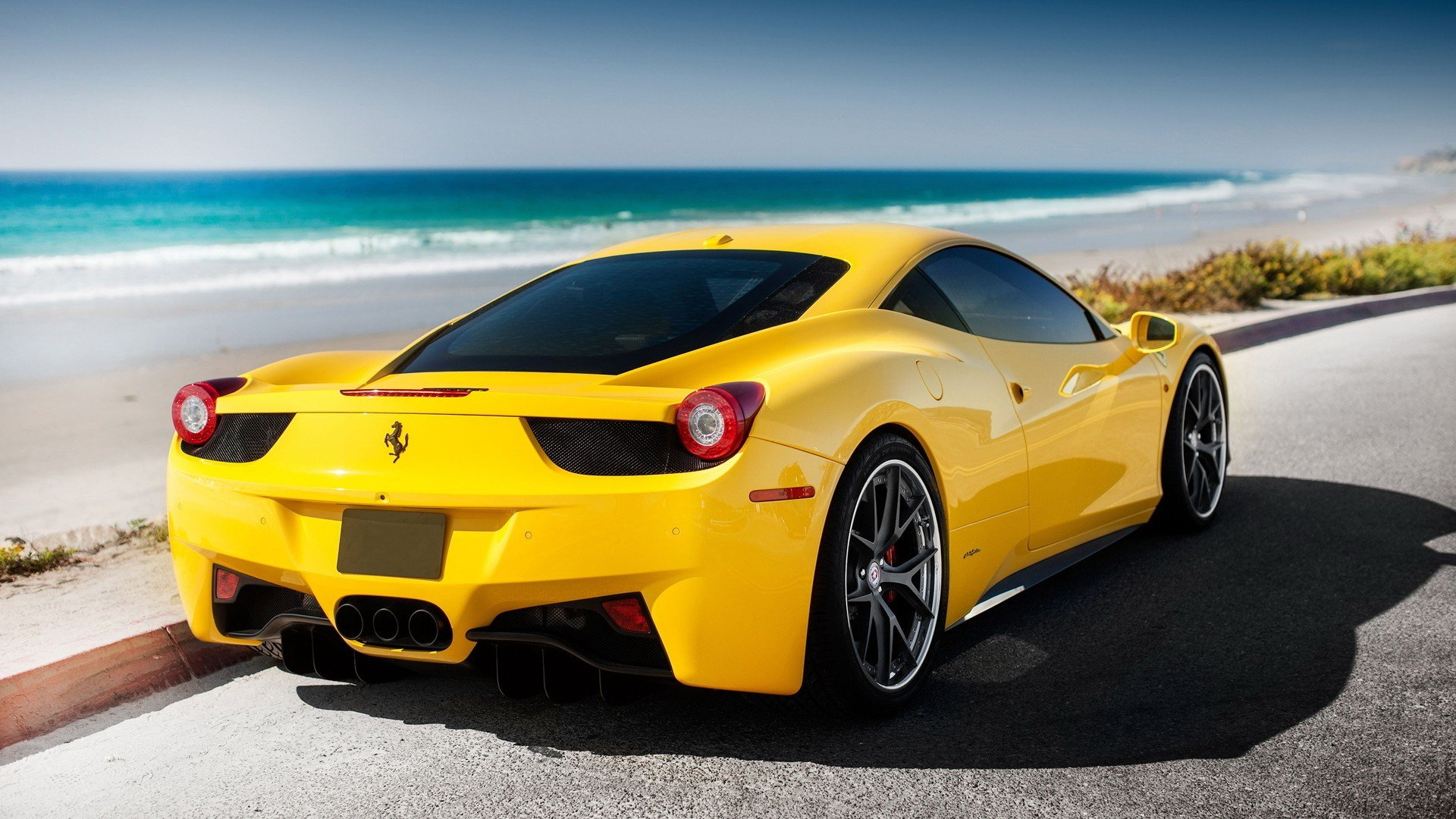 Vehicles - Ferrari 458 Italia  Wallpaper