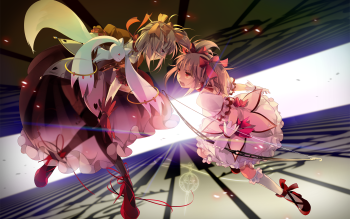Anime - Puella Magi Madoka Magica Wallpapers and Backgrounds ID : 360245