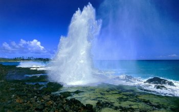 Earth - Geyser Wallpapers and Backgrounds ID : 360633