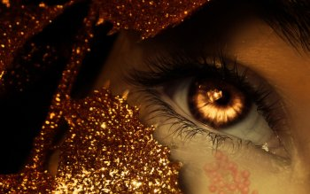 Women - Eye Wallpapers and Backgrounds ID : 360737