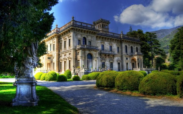Man Made - mansion Wallpapers and Backgrounds