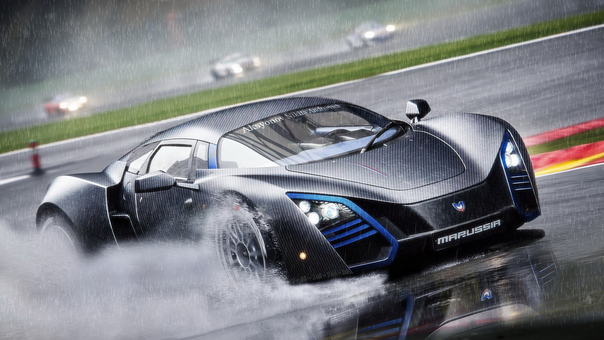 4 Marussia B2 HD Wallpapers | Background Images ...