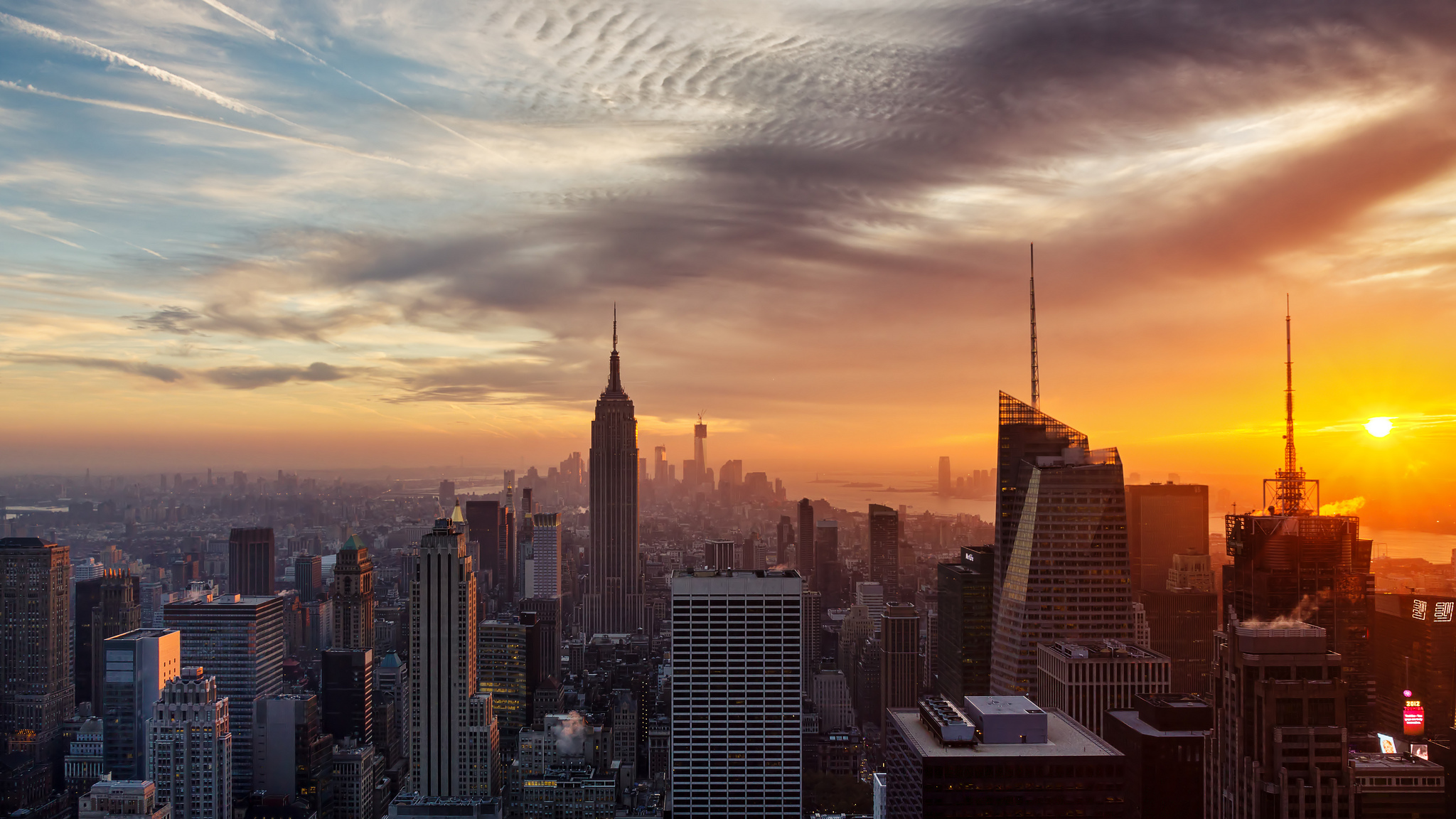 New York Hd Wallpaper Background Image 2048x1152 Id 361558 Wallpaper Abyss