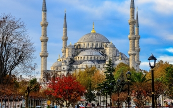 Religioso - Sultan Ahmed Mosque Wallpapers and Backgrounds ID : 361125