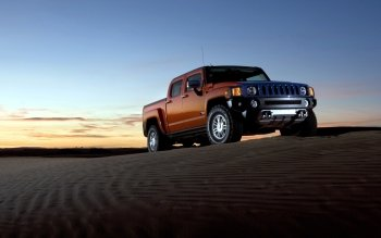 Vehicles - Hummer H3t Alpha Wallpapers and Backgrounds ID : 361768