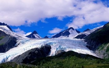 Earth - Glacier Wallpapers and Backgrounds ID : 361983