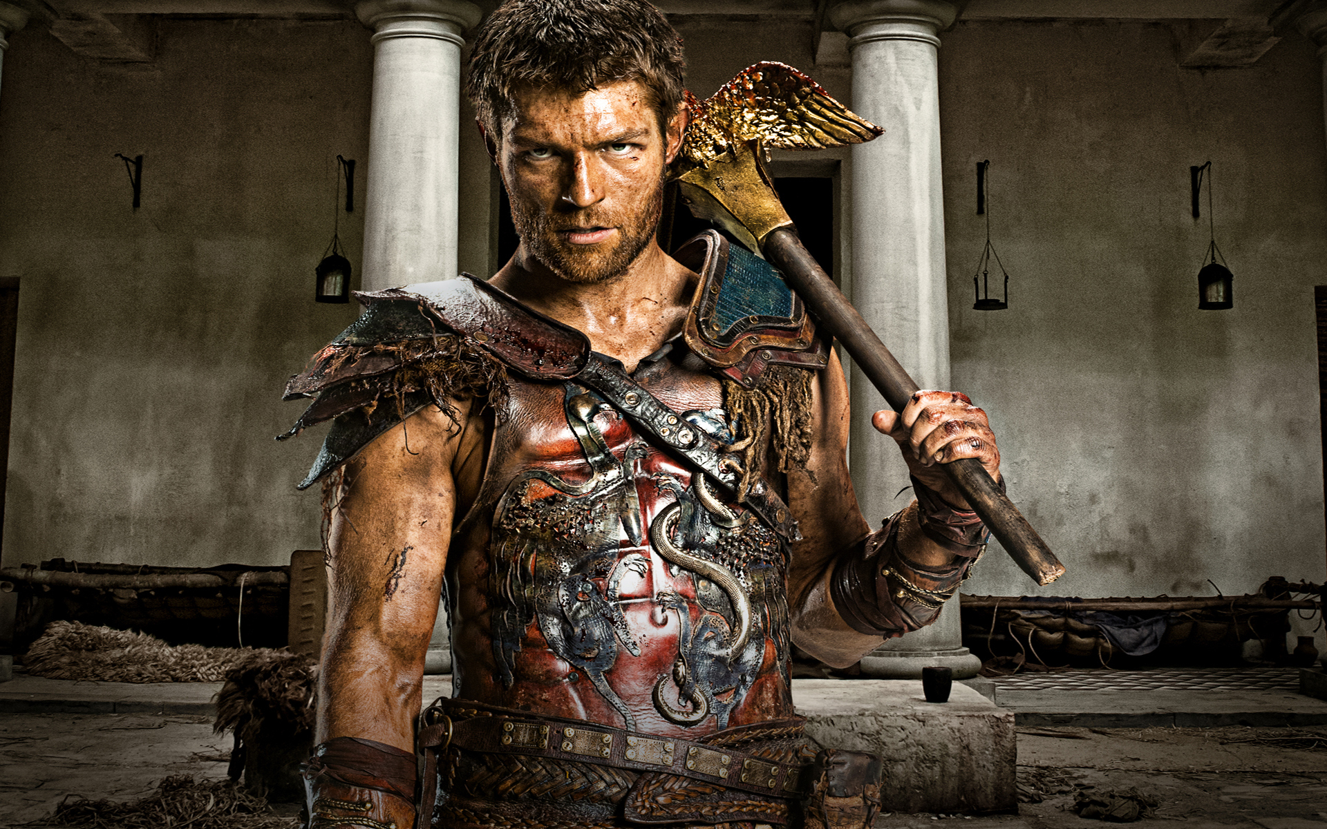 Spartacus Deutsch