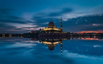 Religioso - Putra Mosque Wallpapers and Backgrounds ID : 362319