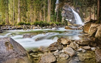 Earth - Waterfall Wallpapers and Backgrounds ID : 362630