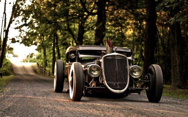 Vehicles Rat Rod HD Wallpaper | Background Image