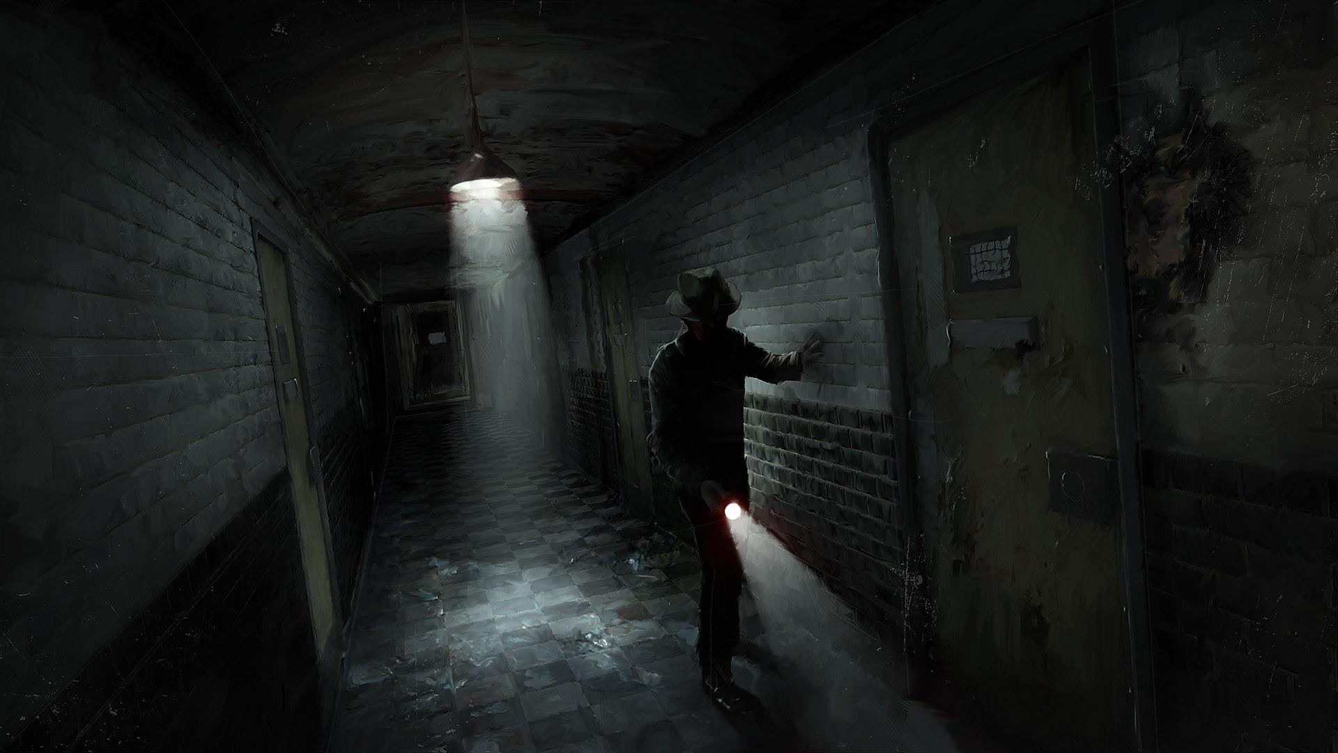 Hp Lovecraft Art Wallpapers: 1 Arkham Sanitarium HD Wallpapers