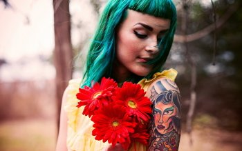 Women - Tattoo Wallpapers and Backgrounds ID : 363156