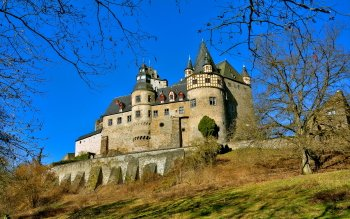 Man Made - Burresheim Castle Wallpapers and Backgrounds ID : 363232