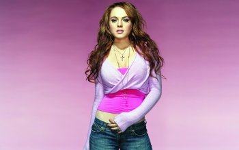 Celebrity - Lindsay Lohan Wallpapers and Backgrounds ID : 363681