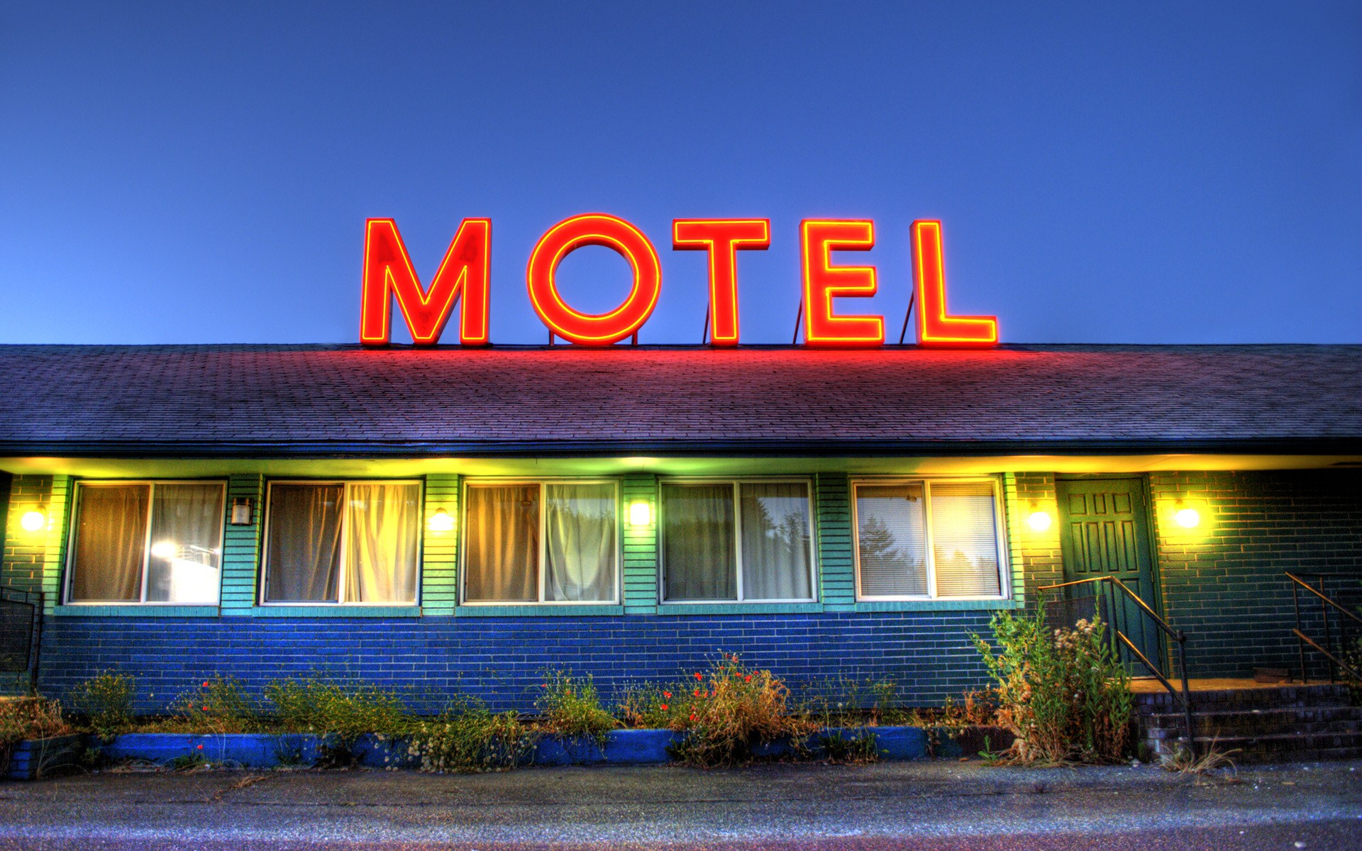 1 Motel HD Wallpapers | Backgrounds - Wallpaper Abyss