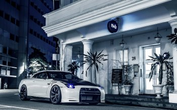 Fahrzeuge - Nissan GT-R Wallpapers and Backgrounds ID : 364181