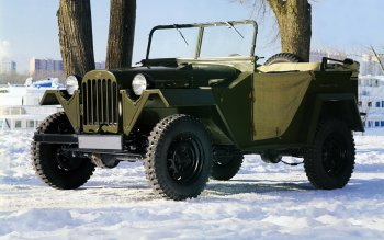 Military - Jeep Wallpapers and Backgrounds ID : 364275