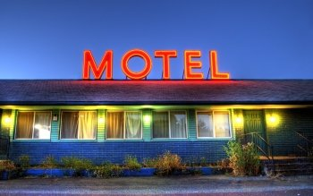 1 Motel HD Wallpapers | Background