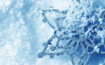 Pattern - Snowflake Wallpapers and Backgrounds ID : 364395