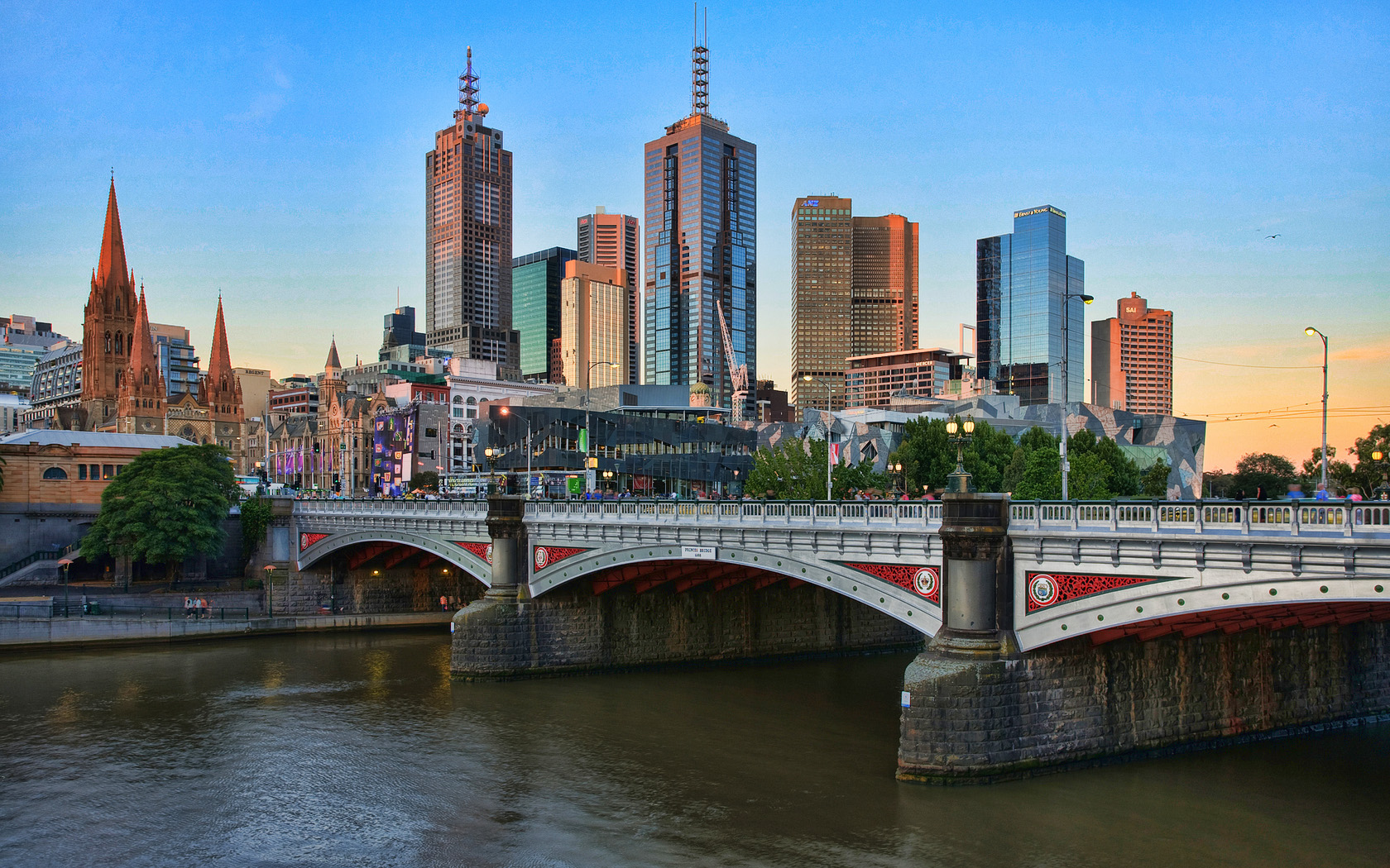 Melbourne Wallpaper and Background Image x ID