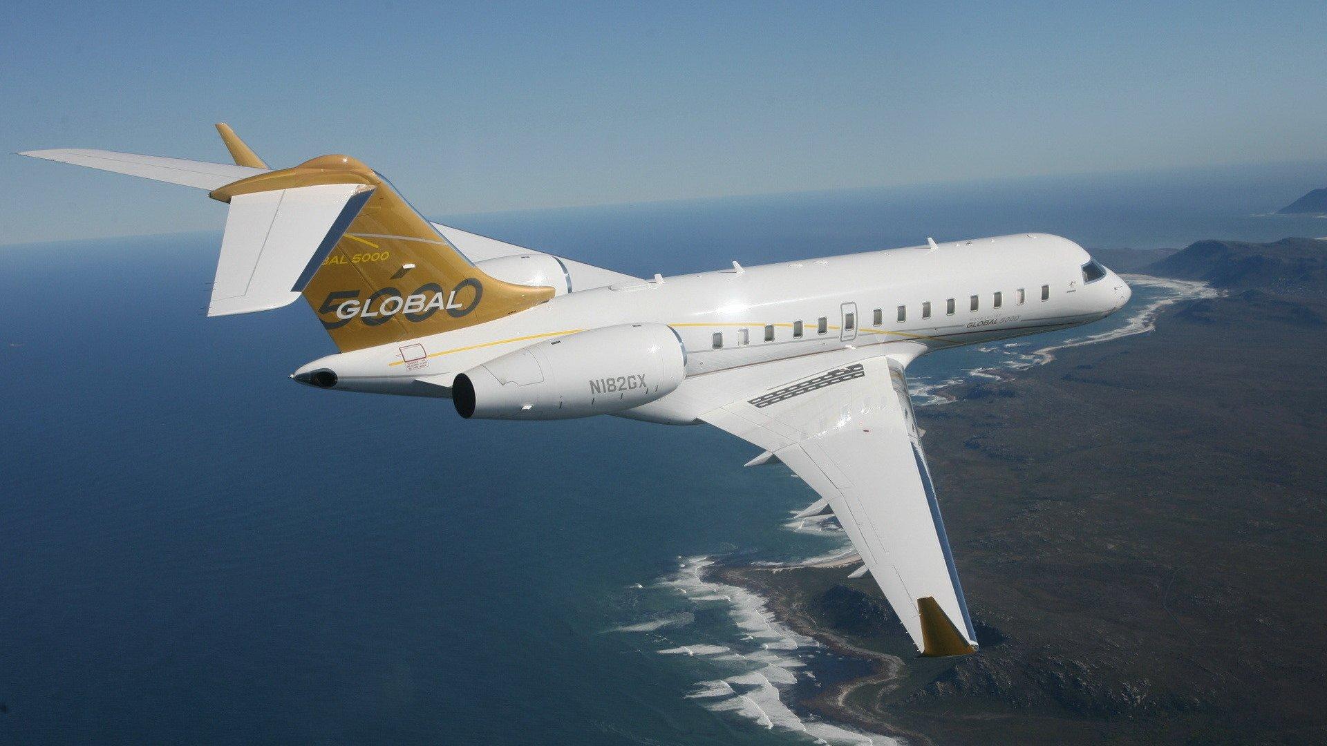 座驾 - Bombardier Global Express  壁纸