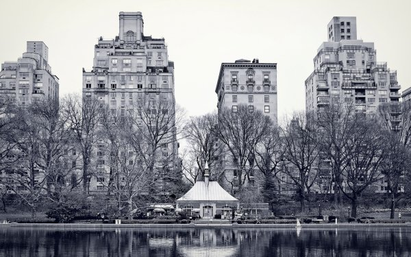 Man Made Central Park New York HD Wallpaper   Background Image