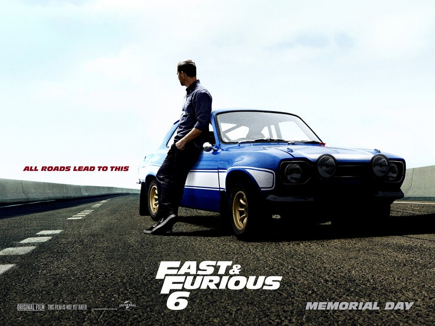 'Fast & Furious 6′ Poster: The Paul Walker Edition |Fast And Furious 6 Paul Walker Wallpaper