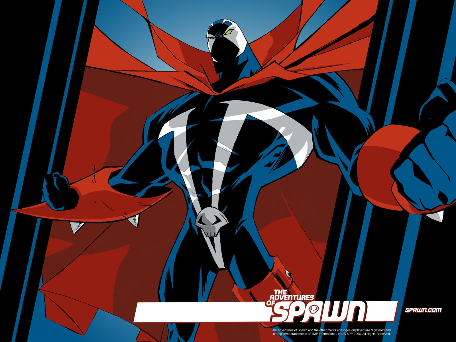 Spawn wallpaper and background image 1600x1200 id367972 comics spawn wallpaper voltagebd Images