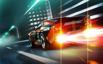 Video Game - Ridge Racer Wallpapers and Backgrounds ID : 367105