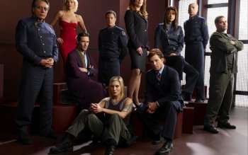 Televisieprogramma - Battlestar Galactica Wallpapers and Backgrounds ID : 368253