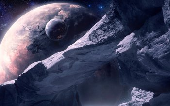 Sci Fi - Planet Rise Wallpapers and Backgrounds ID : 369752