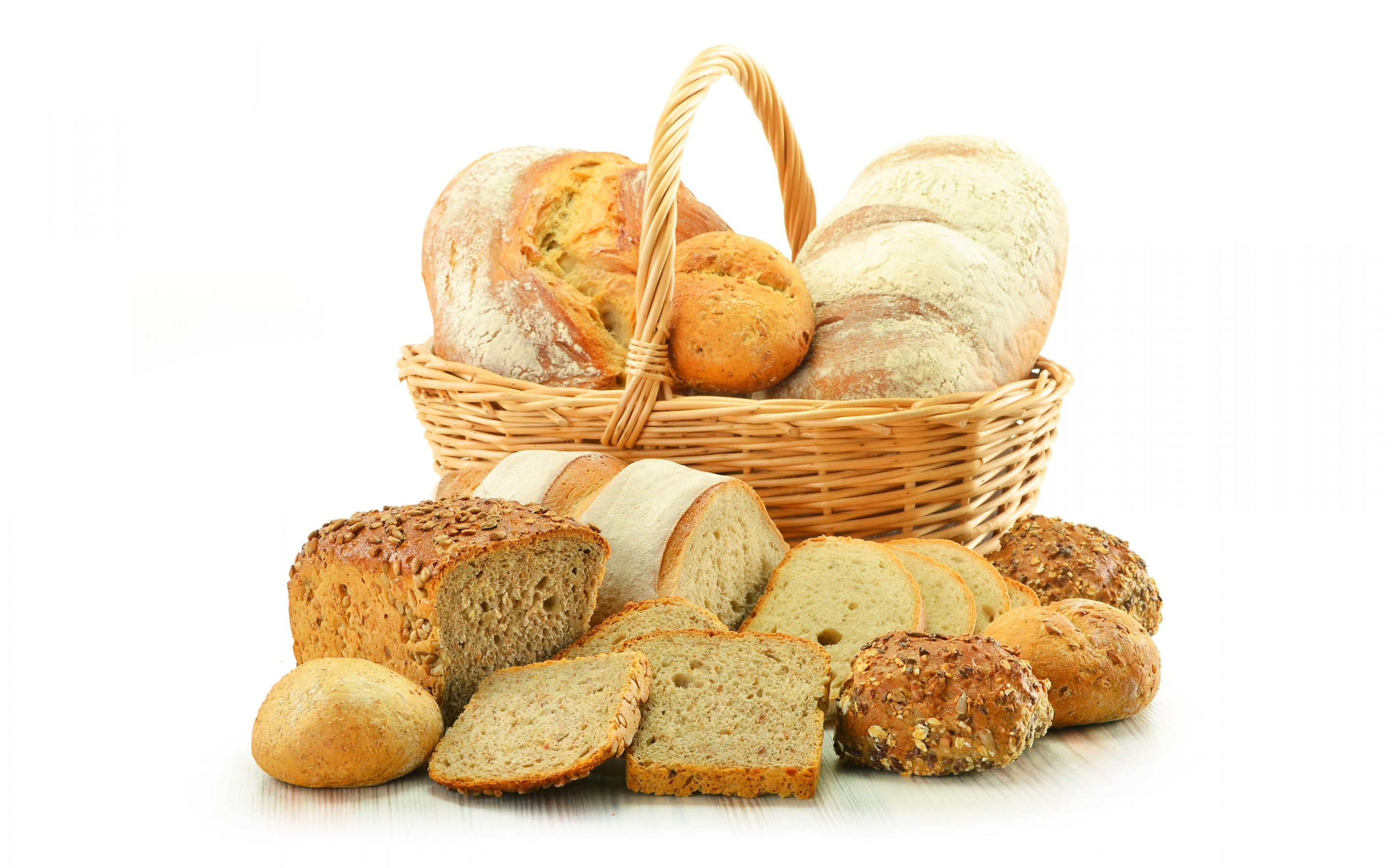 bread full hd wallpaper and background image | 2880x1800 | id:370588