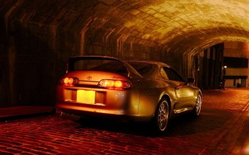 Vehicles - Toyota Supra Wallpapers and Backgrounds ID : 370267