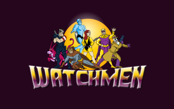 Комиксы - Watchmen Wallpapers and Backgrounds ID : 370401