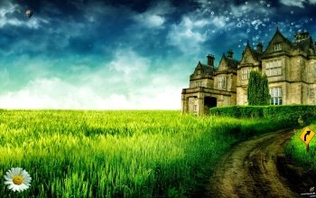 Artistic - House Wallpapers and Backgrounds ID : 370419