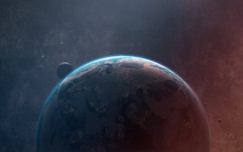 Sci Fi - Planet Wallpapers and Backgrounds ID : 370553