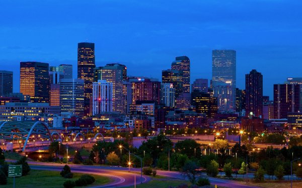 Man Made Denver Cities United States Colorado HD Wallpaper | Background Image