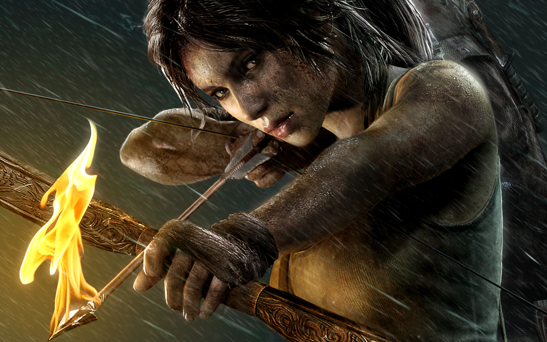 Tomb Raider (2013) HD Wallpaper   Hintergrund   1920x1200 ...