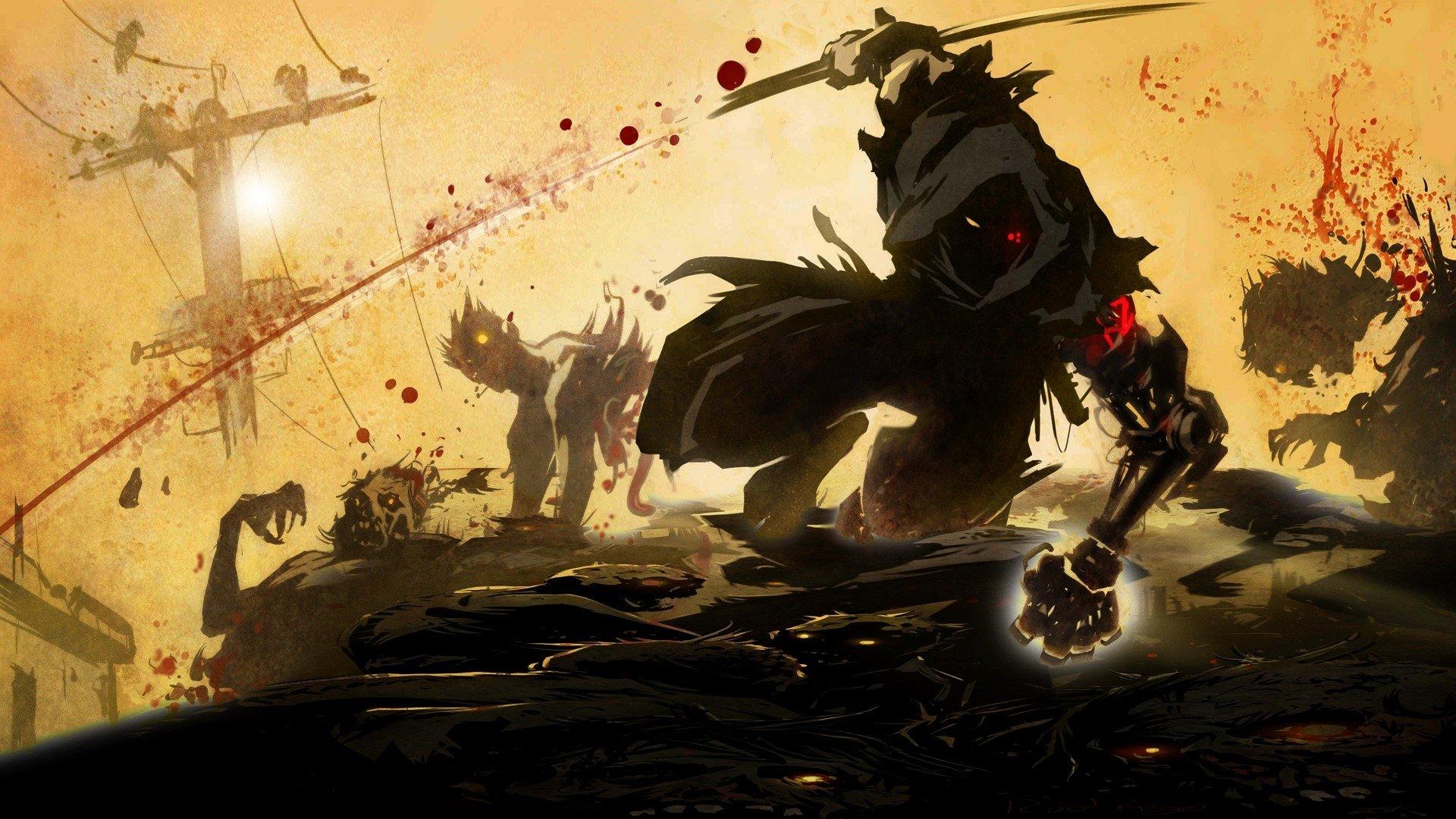 24 Ninja Gaiden HD Wallpapers Backgrounds Wallpaper Abyss