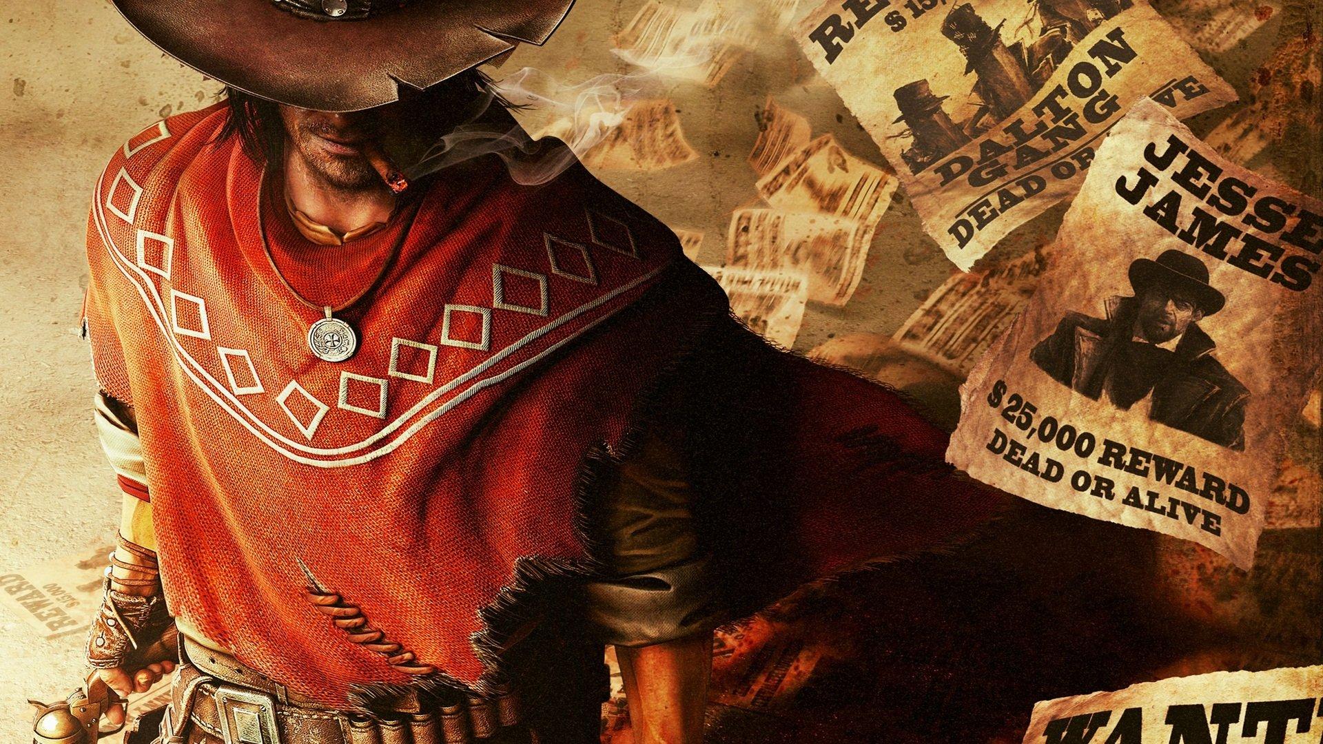 Call of juarez gunslinger full hd wallpaper and background image video game call of juarez gunslinger wallpaper voltagebd Choice Image